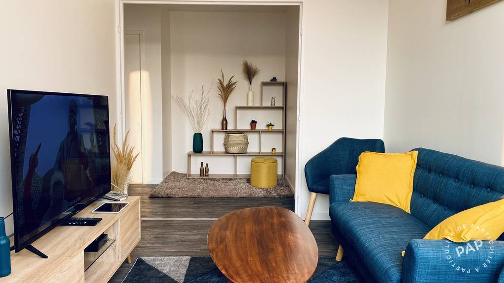 Location Appartement Évry (91000) 10m² 550€