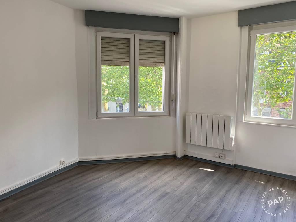 Location Appartement Lens 50m² 500€