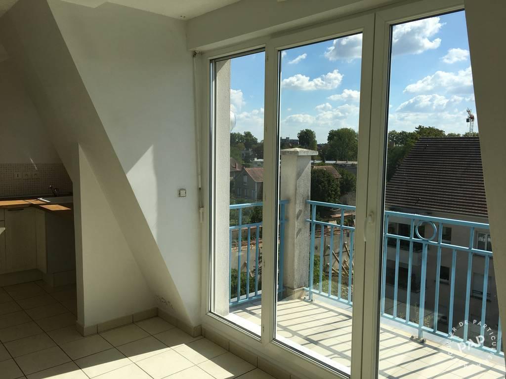 Vente Appartement Dammarie-Les-Lys (77190) 42m² 138.900€