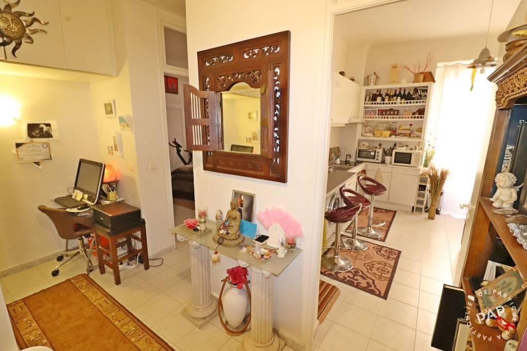 Vente appartement 2 pièces Cap-d'Ail (06320)