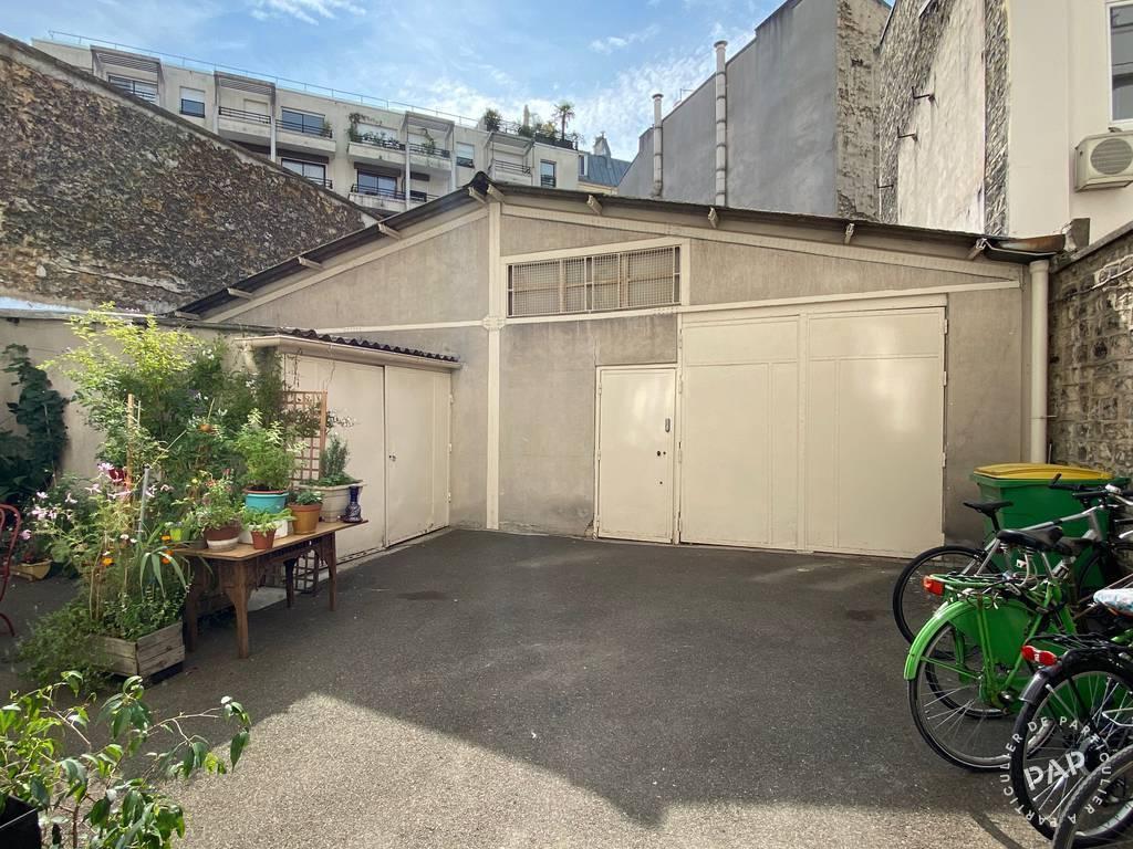 Vente et location Local d'activité Paris 11E (75011) 140m² 2.100€