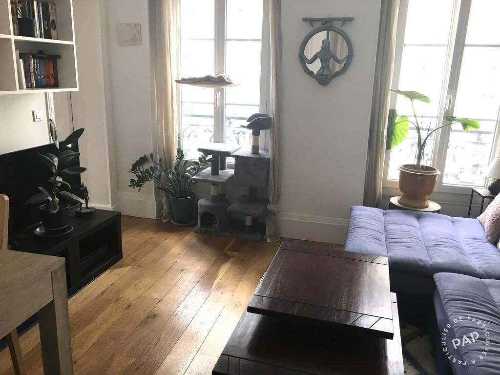 Vente appartement 3 pièces Paris 15e