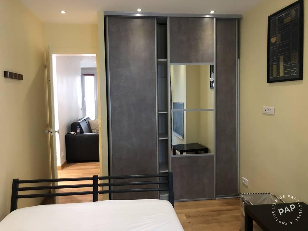 Location Appartement Paris 17E (75017) 38m² 1.375€