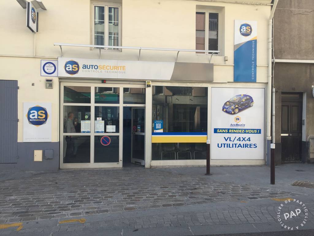 Location Local commercial Gennevilliers (92230)