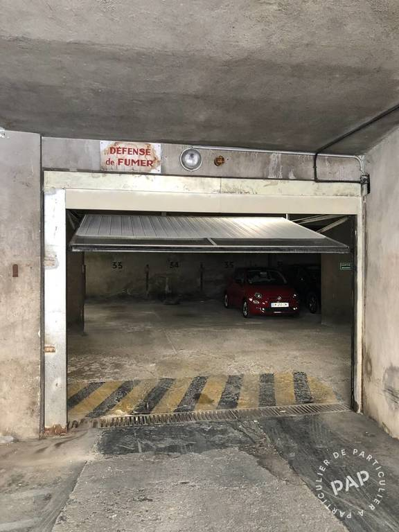 Location Garage, parking Marseille 6E