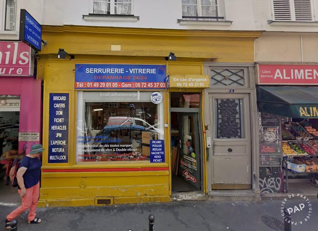 Vente et location Local commercial Paris 11E (75011)