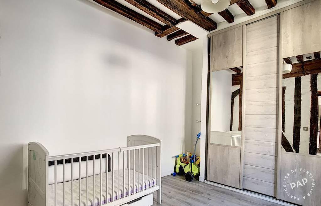 Vente immobilier 1.100.000€ Paris 4E (75004)