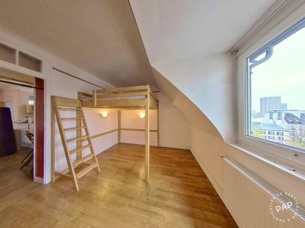 Vente immobilier 370.000€ Paris 13E (75013)