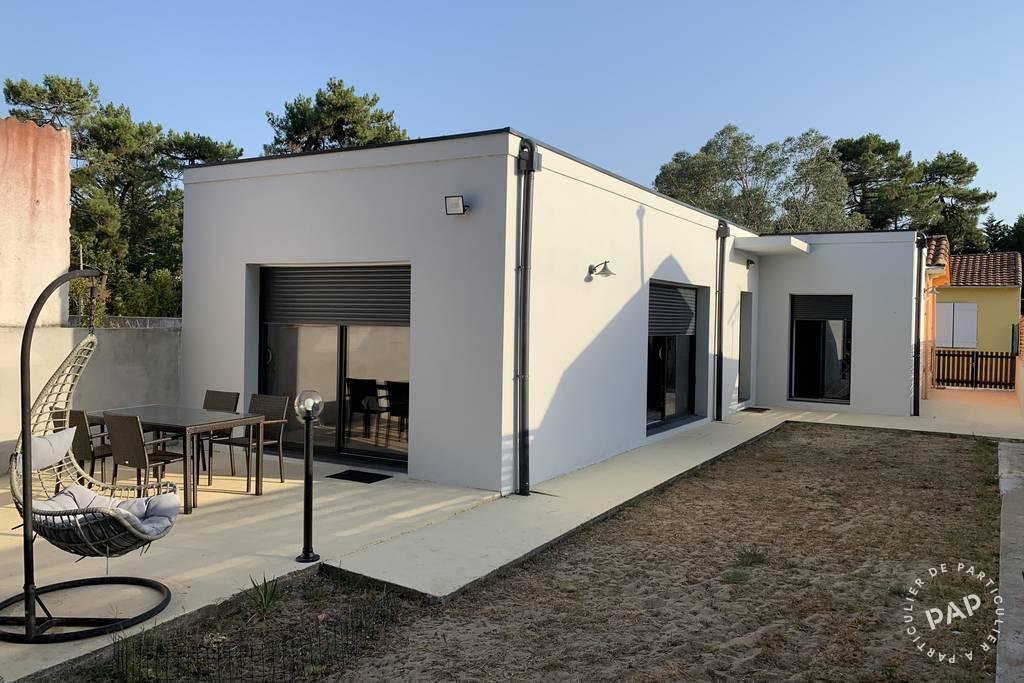 Vente immobilier 540.000€ Saint-Georges-De-Didonne (17110)