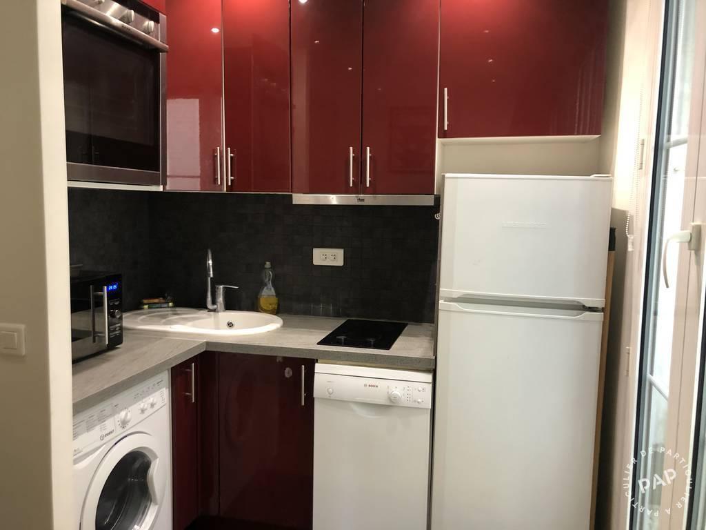Location immobilier 1.375€ Paris 17E (75017)