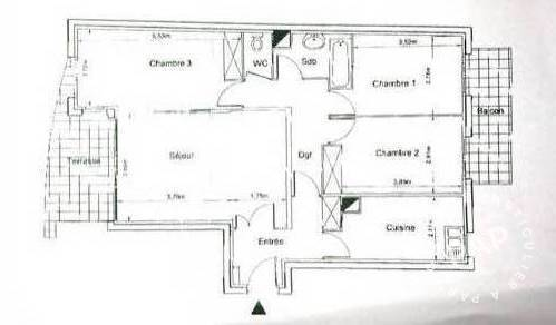 Appartement Levallois-Perret (92300) 870.000€