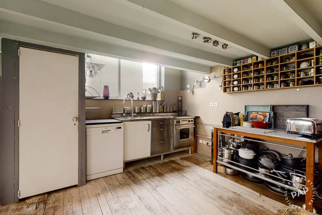Appartement Ivry-Sur-Seine (94200) 785.000€