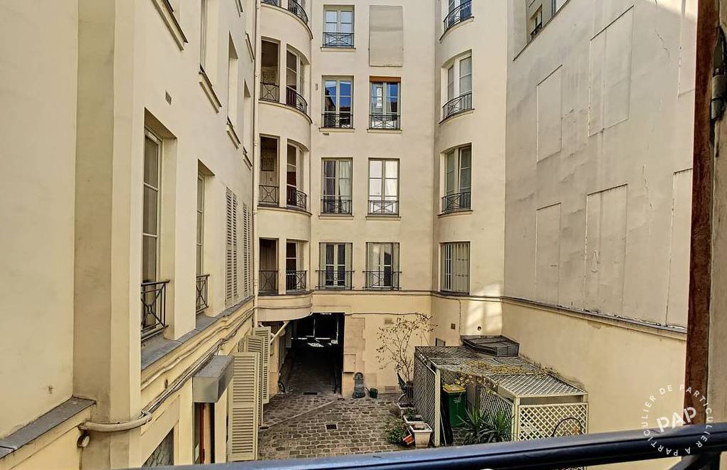 Appartement 1.100.000€ 73m² Paris 4E (75004)