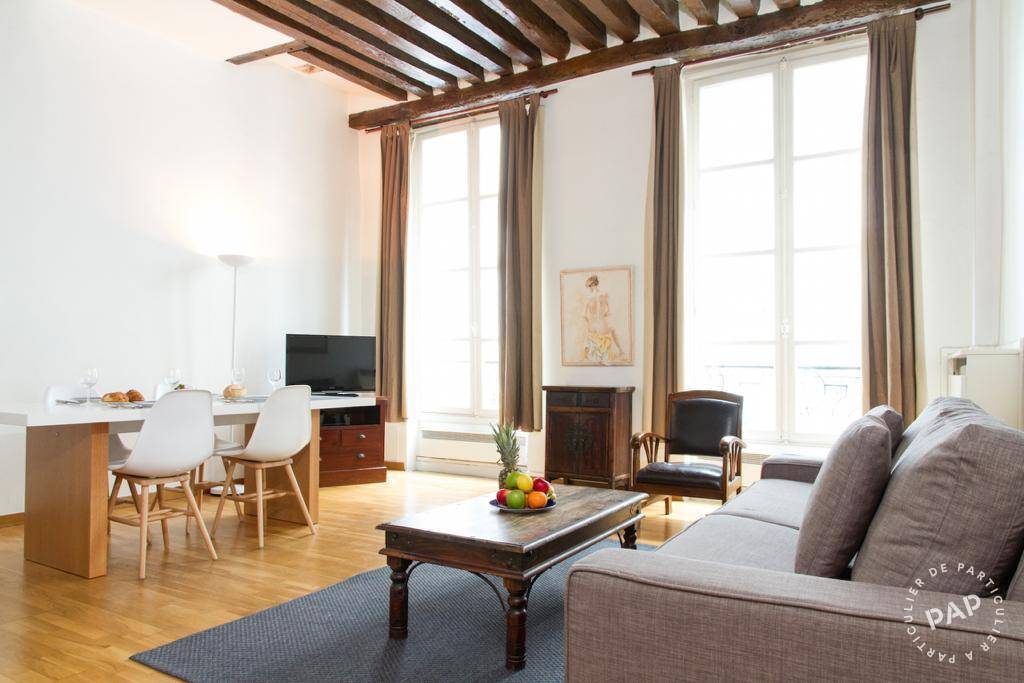 Location Paris 6E (75006) 54 m²