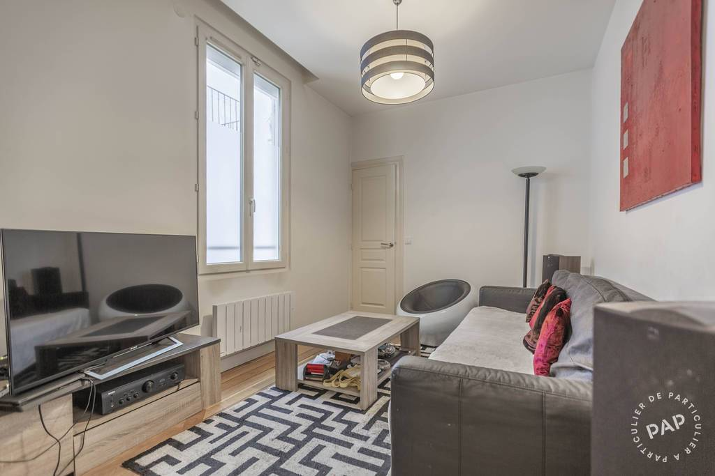 Immobilier Levallois-Perret (92300) 315.000€ 31m²