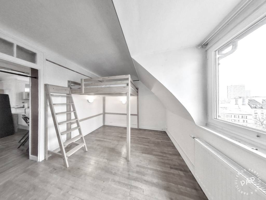 Immobilier Paris 13E (75013) 370.000€ 32m²