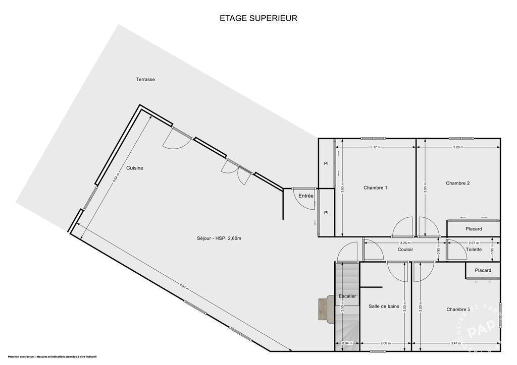 Vente Maison Cazes-Mondenard, 30 Mn Montauban 117m² 240.000€