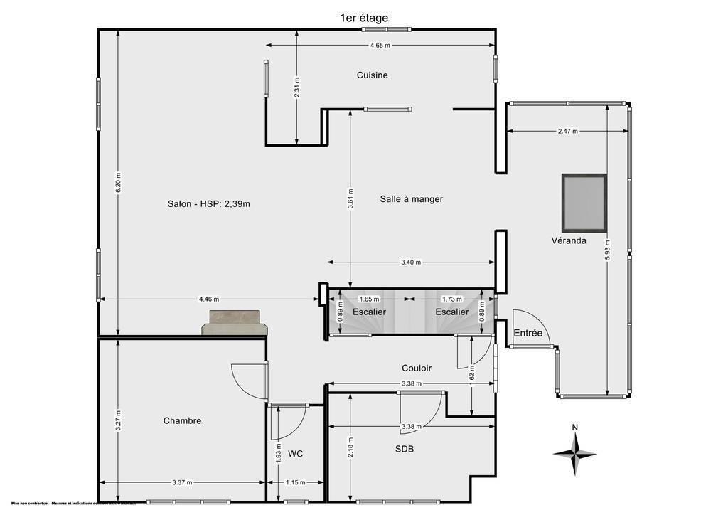 Vente Maison Tremblay-En-France (93290) 122m² 350.000€