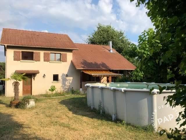 Vente maison 5 pièces Morestel (38510)