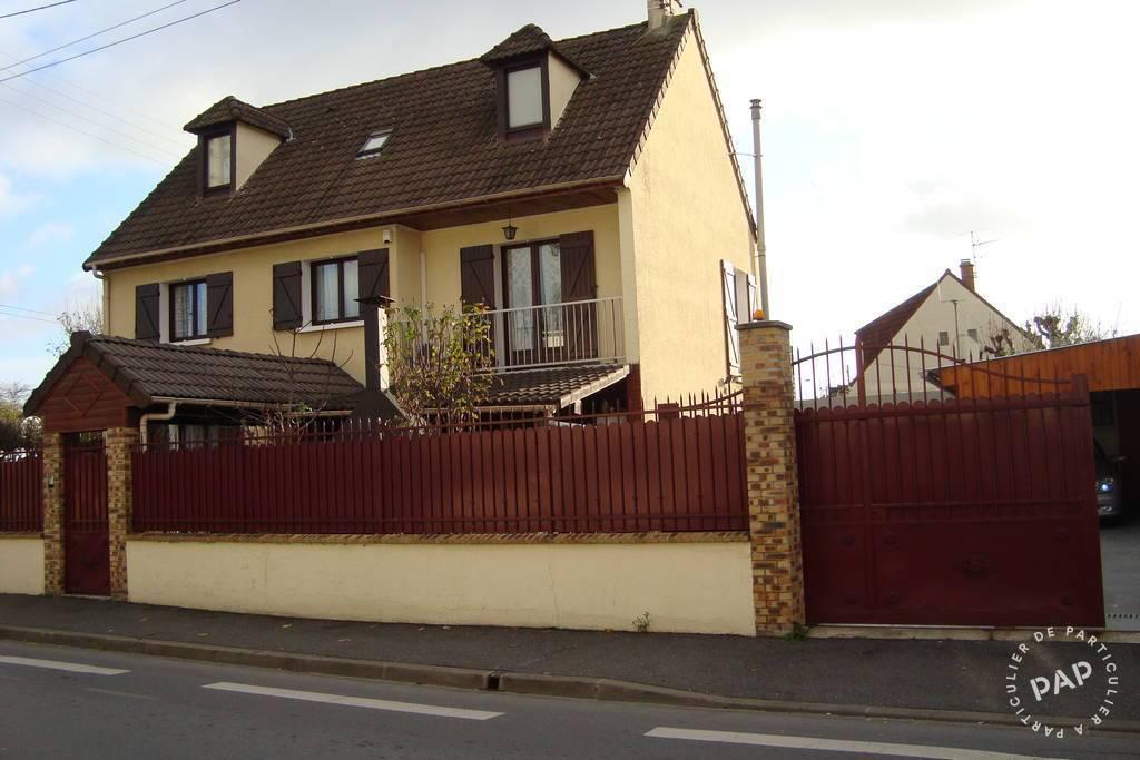 Vente Maison Aulnay-Sous-Bois (93600) 195m² 395.000€