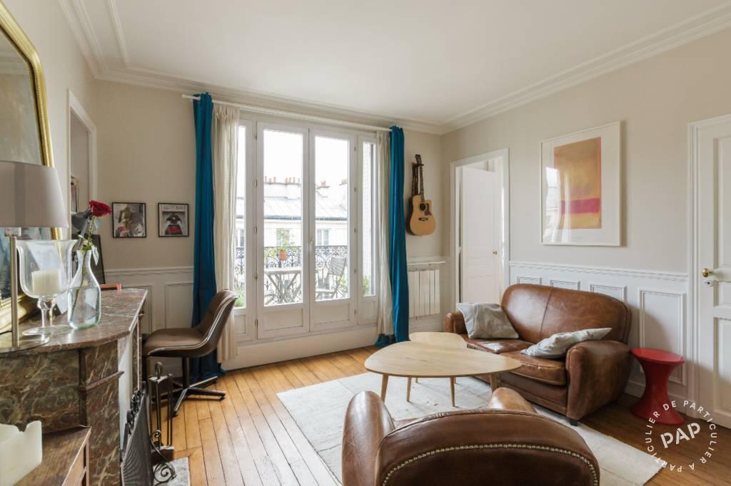 Vente Appartement Paris 20E (75020) 61m² 700.000€