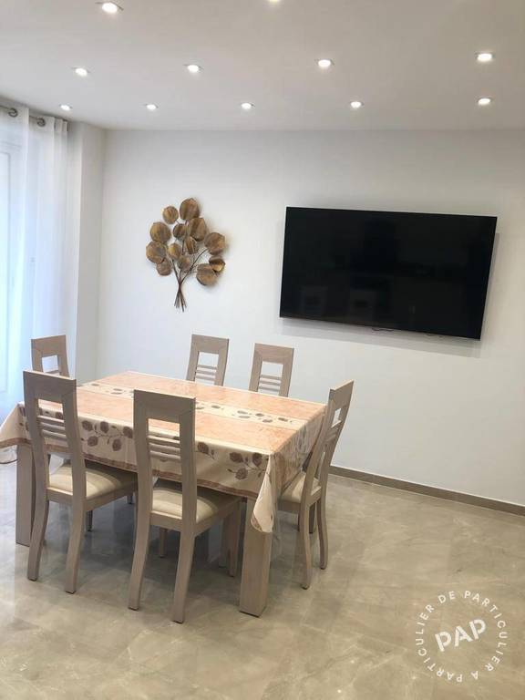Location Appartement Cannes 50 m² 1.300 €