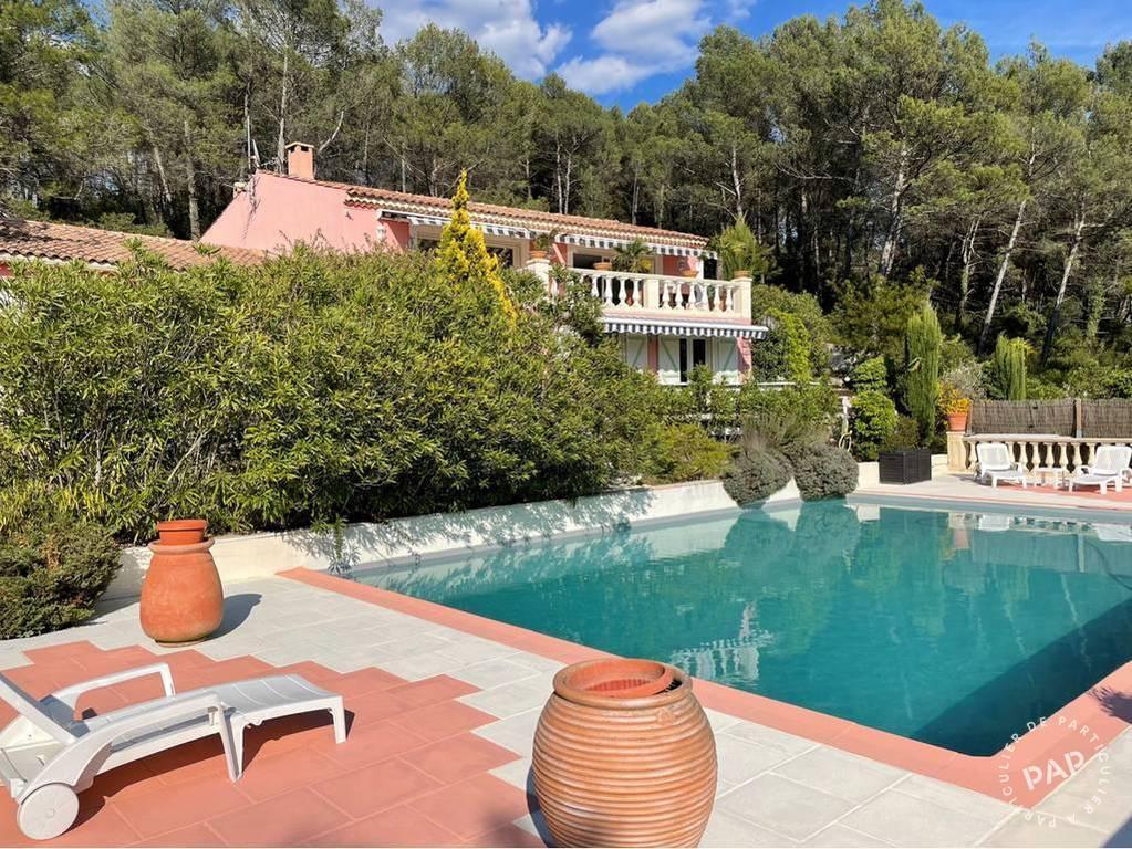 Vente maison 7 pièces Aix-en-Provence (13)