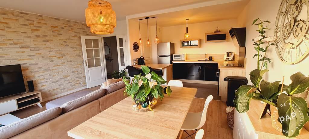 Vente appartement 3 pièces Le Coudray (28630)