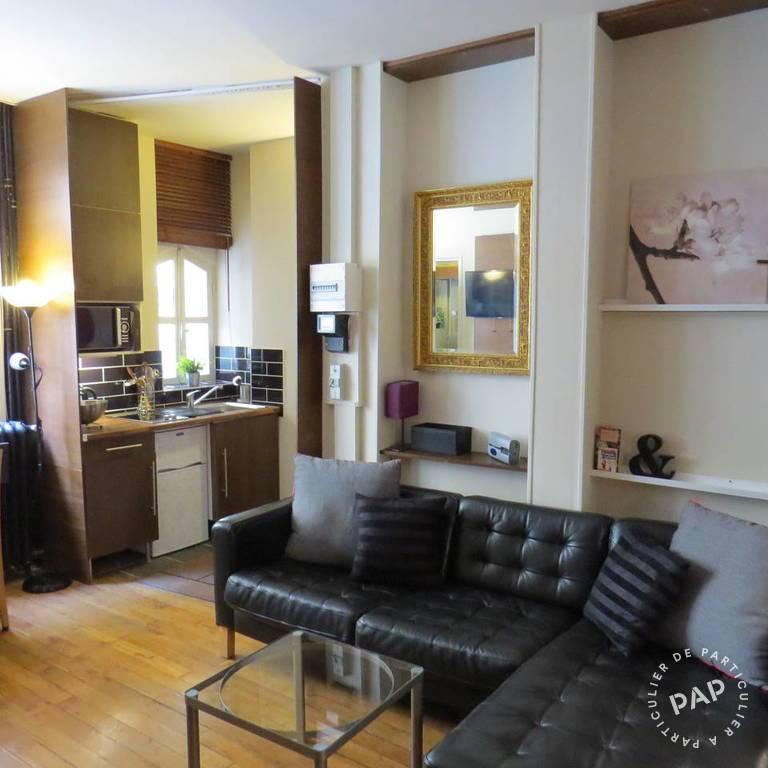 Location Appartement Paris 16E (75016) 24m² 1.100€
