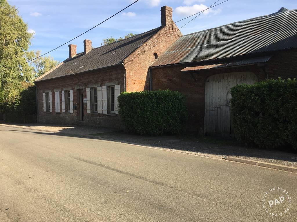 Vente Maison Châtillon-Lès-Sons (02270) 110m² 120.000€