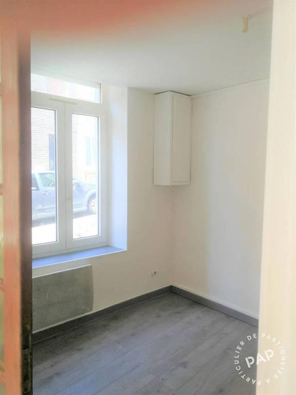 Location appartement 3 pièces Boulogne-sur-Mer (62200)