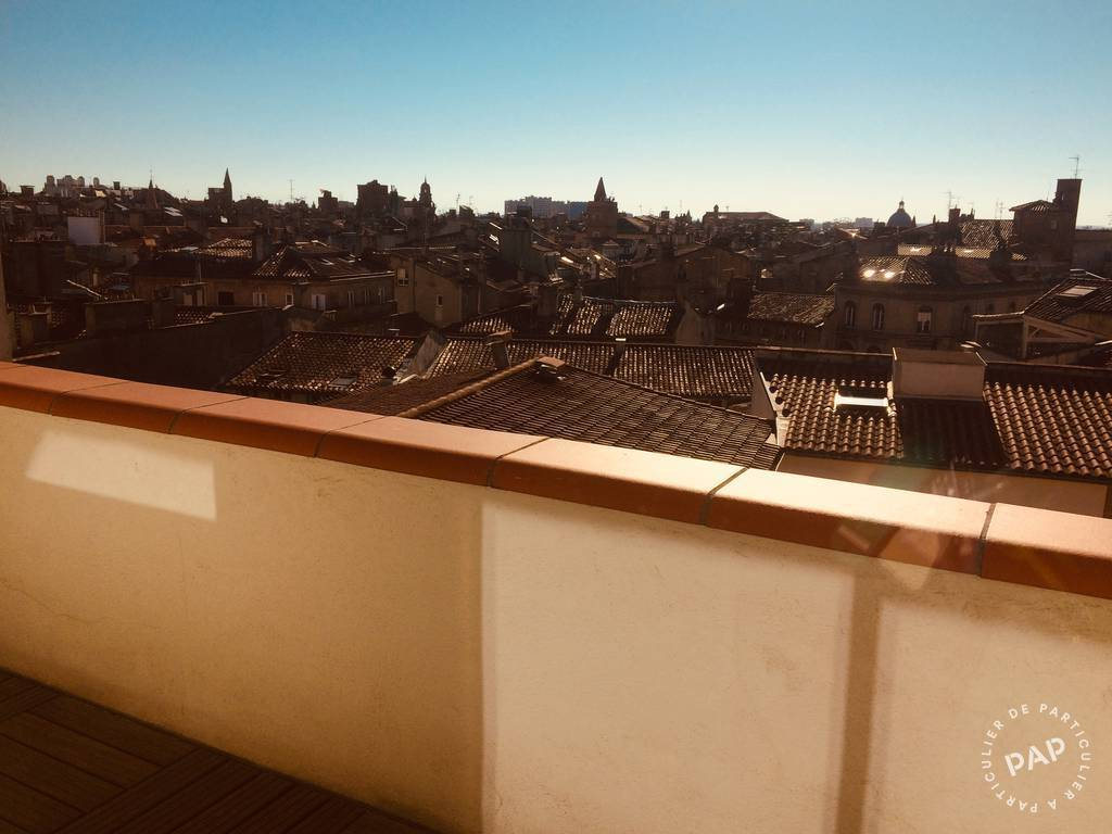 Location Appartement Toulouse (31000) 48 m² 989 €