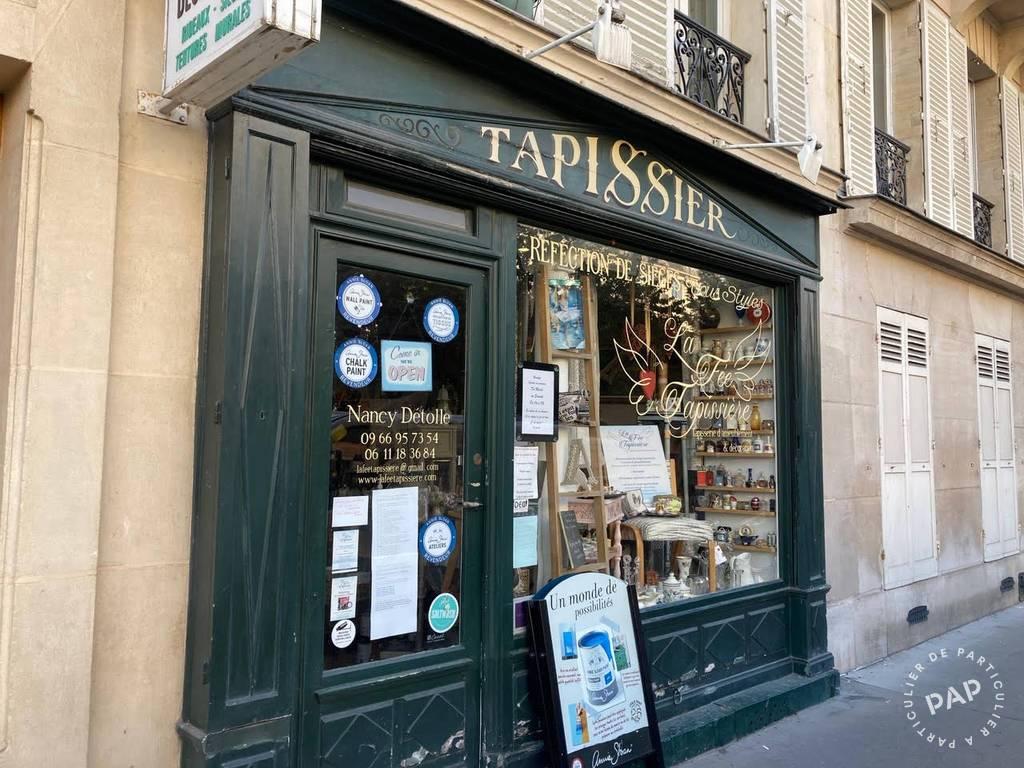 Vente et location Fonds de commerce Paris 17E (75017) 38m² 39.000€