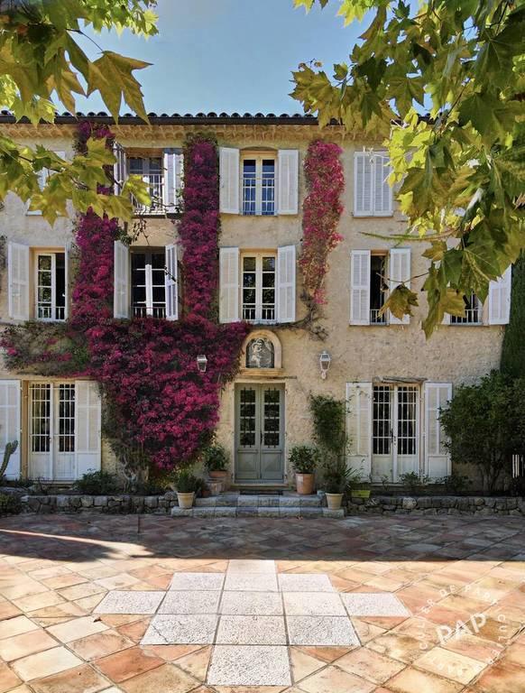 Vente maison 9 pièces Mougins (06250)