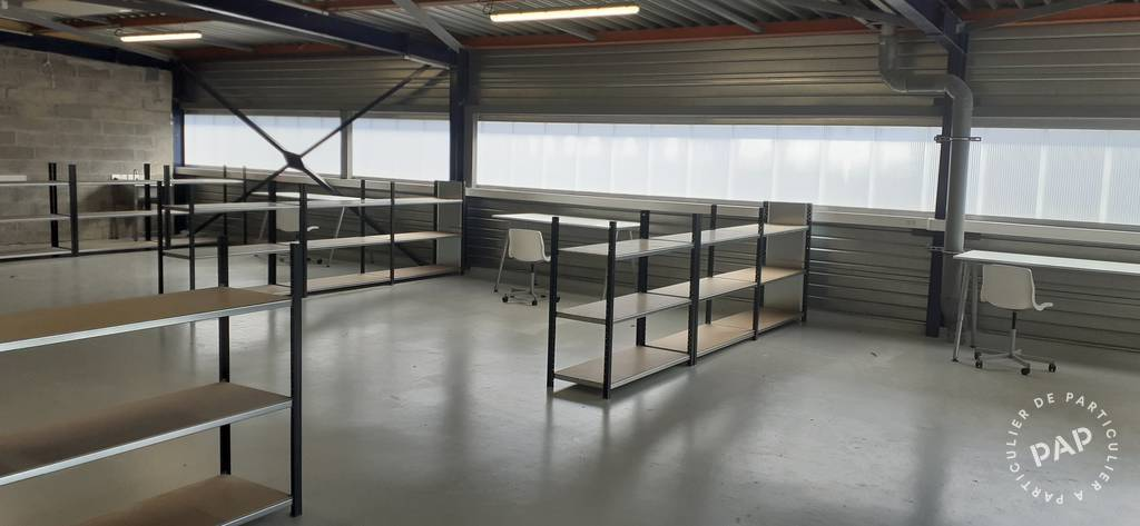 Location Local d'activité Choisy-Le-Roi 16m² 350€