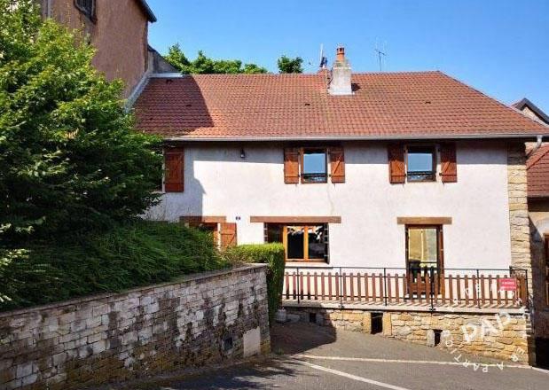 Vente maison 5 pièces Rougemont (25680)