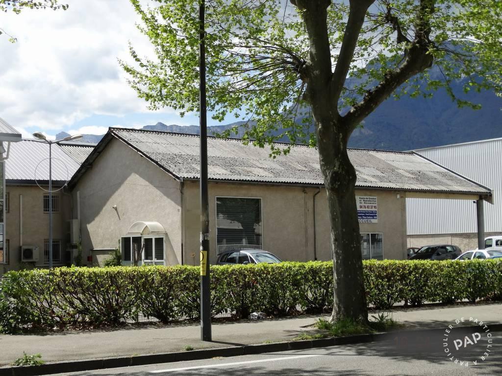 Vente et location Local d'activité Grenoble (38100) 457m² 465.000€