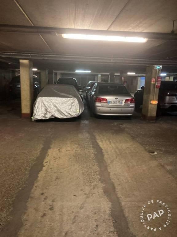 Vente Garage, parking Paris 9E (75009)