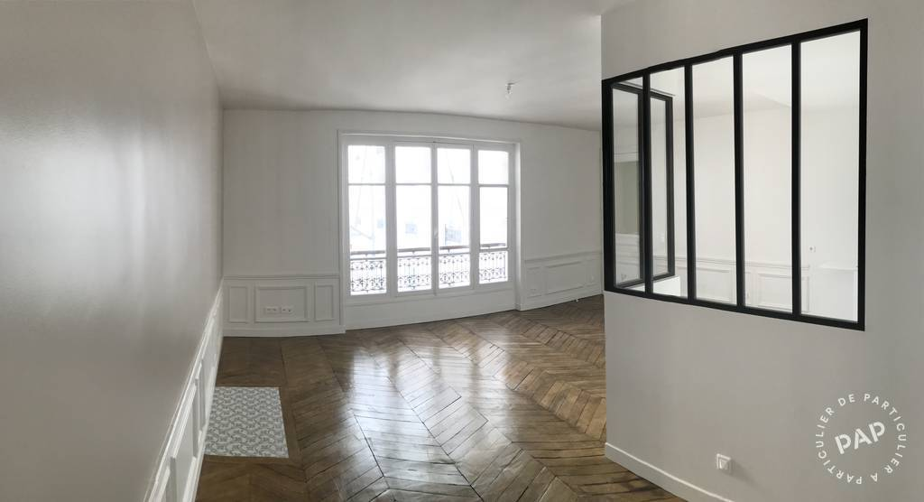 Vente appartement 3 pièces Paris 2e
