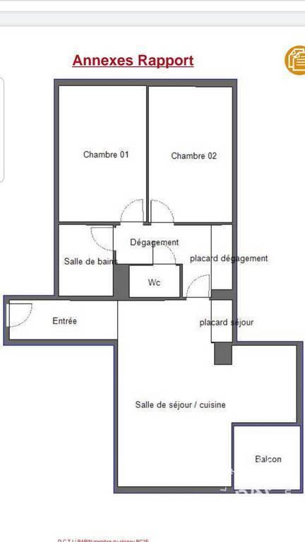 Vente appartement 3 pièces Athis-Mons (91200)