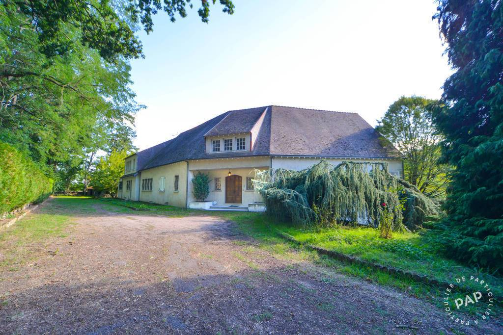 Vente maison 14 pièces Vierzon (18100)