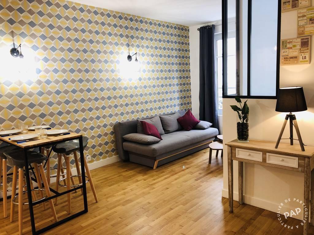 Location Appartement Paris 1Er (75001) 36m² 1.550€