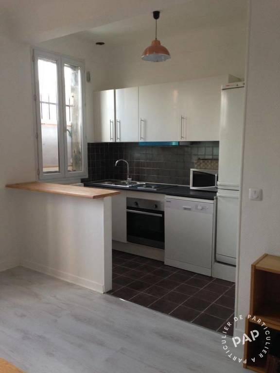 Location Appartement Saint-Ouen (93400) 25m² 850€