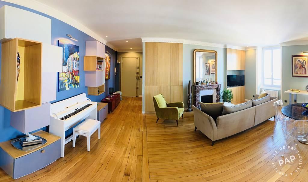 Vente Appartement Saint-Mandé (94160) 68m² 850.000€
