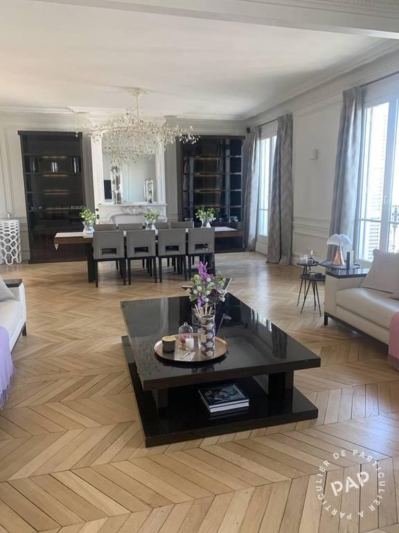 Vente Appartement Paris 8E 251m² 4.380.000€