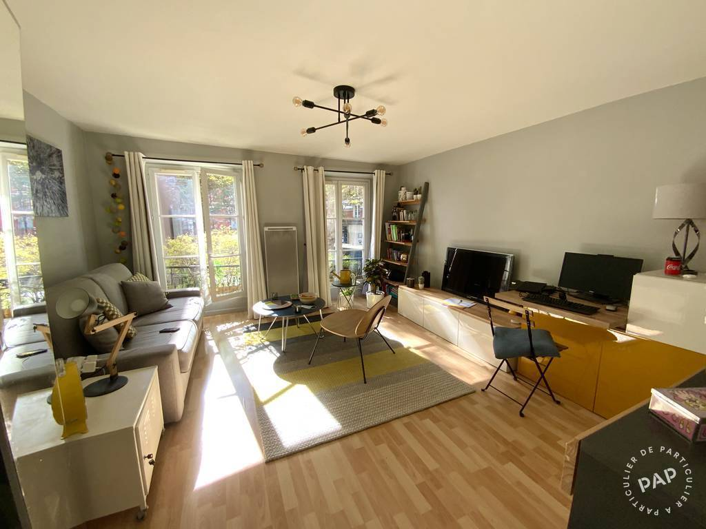 Vente Appartement Paris 19E (75019) 24 m² 255.000 €