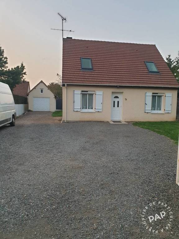 Vente Maison Sérifontaine (60590) 90m² 210.000€