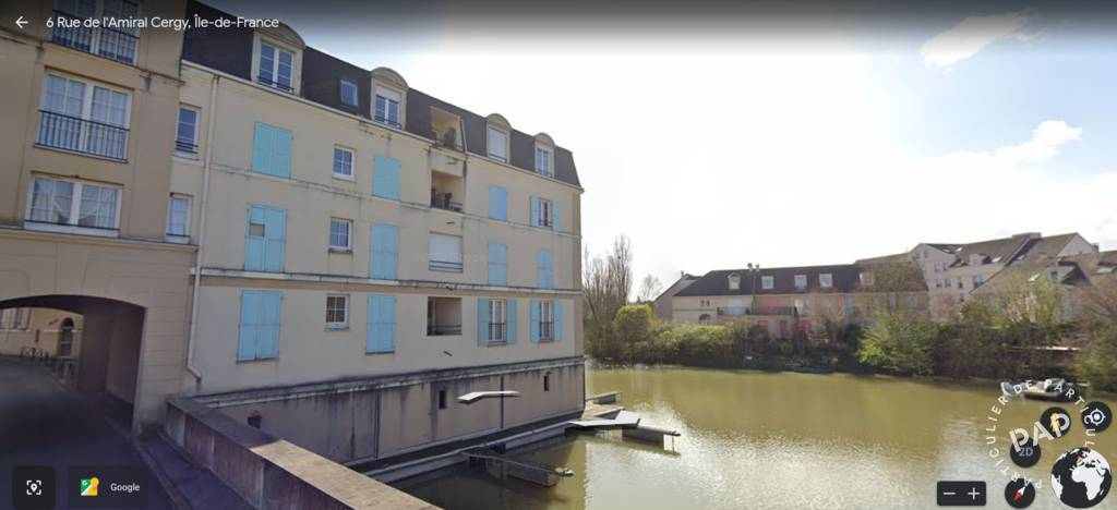 Vente Appartement Cergy (95000)