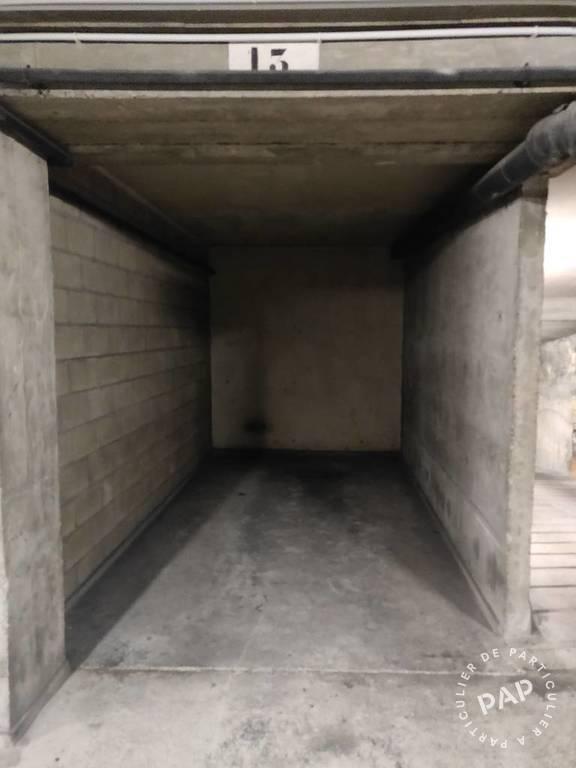 Location Garage, parking Paris 17E (75017)