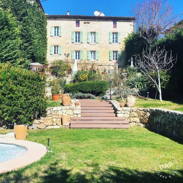 Vente Maison Grasse (06520)